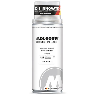 MOLOTOW Urban Fine Art UV-Varnish 400ml Spraycan