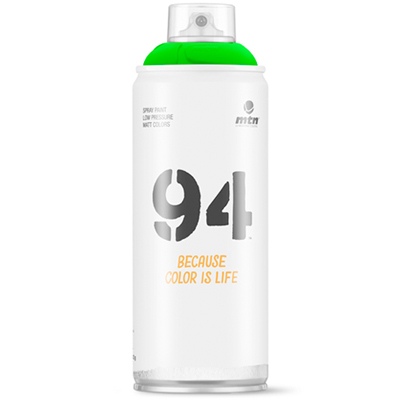 MTN 94 Neon Spraycan 400ml Fluorescent