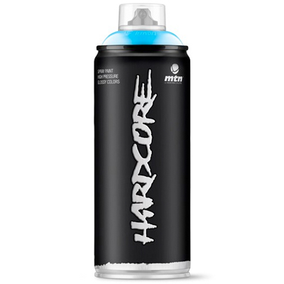 MONTANA COLORS 400ml Spray Can MTN HARDCORE