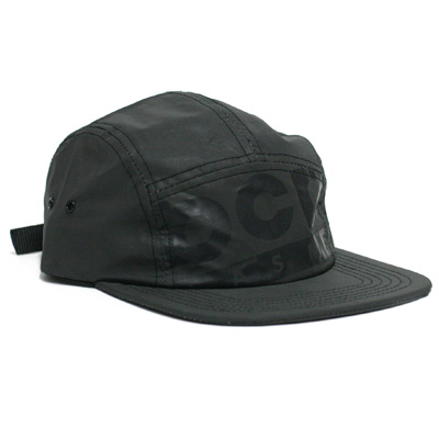 LASER 5Panel Cap MONTJUIC reflective black