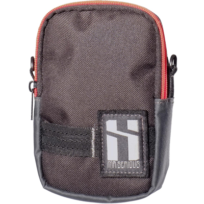 MR. SERIOUS Bag DOCUMENT POUCH black