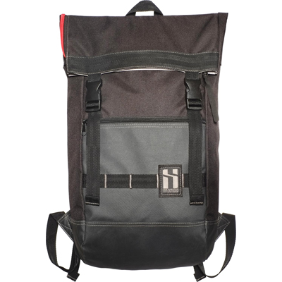 MR. SERIOUS Rucksack TO GO black