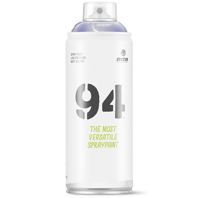 MTN 94 Espectro Spray Cans 400ml Transparent