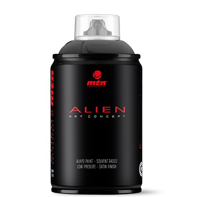 ALIEN Art Concept 250ml Spray Can