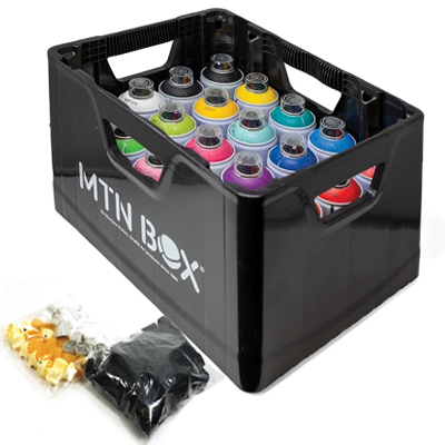 MTN BOX 20er Pack MTN 94 Main Colors A