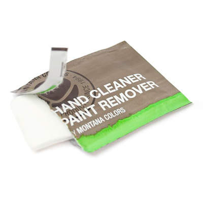 MTN Hand Cleaner Wipe (Single)
