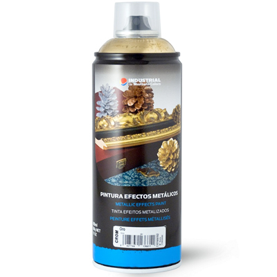 MTN Industrial Metallic Effects Paint 400ml