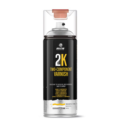 MTN PRO 2K Varnish 400ml