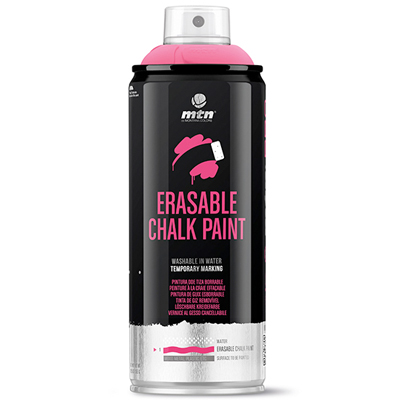MTN PRO Erasable Chalk Spray Paint 400ml
