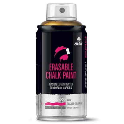 MTN PRO Erasable Chalk Spray Paint 150ml