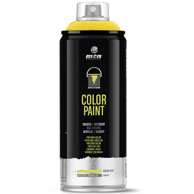 MTN PRO Acrylic Color Paint RAL-Colors 400ml glossy