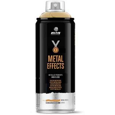MTN PRO Metallic Effect Paint 400ml
