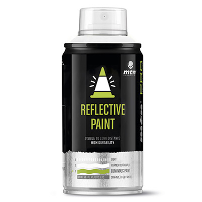 MTN PRO Reflective Paint Spray 150ml