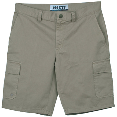 MONTANA COLORS Shorts CARGO olive green