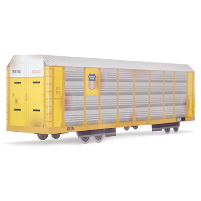MTN SYSTEMS Faltkarton US FREIGHT TRAIN