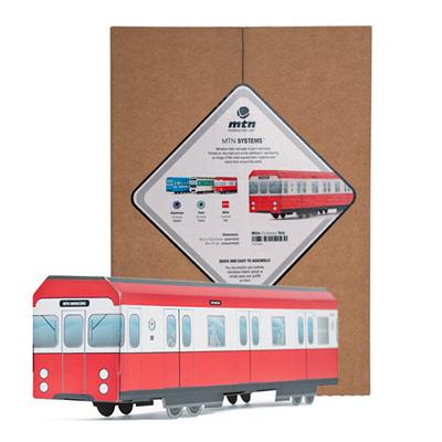 44d9c99b2c0 MTN SYSTEMS Folded Cardboard MILANO SUBWAY Graffiti - Canvases ...