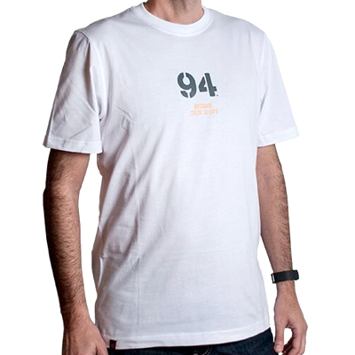 MONTANA COLORS T-Shirt MTN 94 white