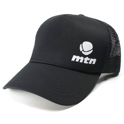 MONTANA COLORS Trucker Cap MTN LOGO black