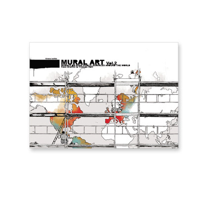 MURAL ART Book VOL 2