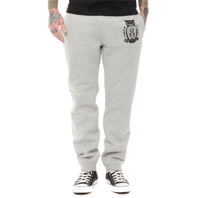 REBEL8 Sweatpants NIGHT WATCH heather grey