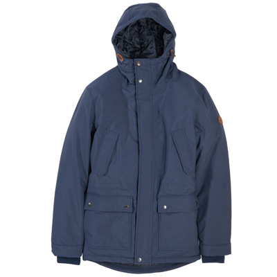 CLEPTOMANICX Winter Jacke NYPA PARKA dark navy