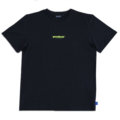 GOODBOIS T-Shirt OFFICIAL SMILEY black