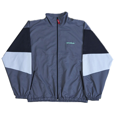 GOODBOIS Trackjacket OFFICIAL TECH TRACK grey