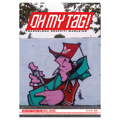 OH MY TAG Magazine 03 Barcelona