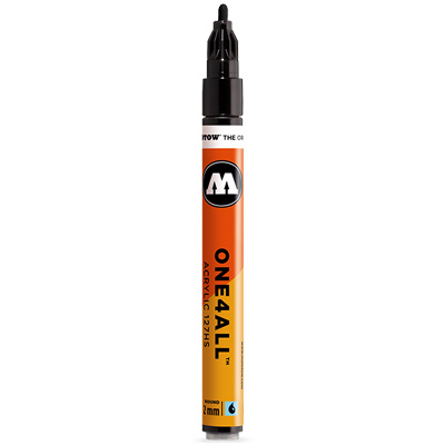 MOLOTOW ONE4ALL Acrylic Marker 127HS 2mm
