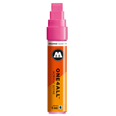 MOLOTOW ONE4ALL Acrylic Marker 627HS 15mm