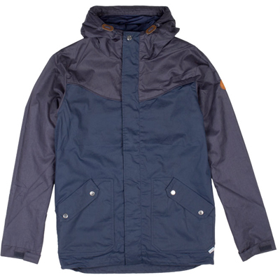 CLEPTOMANICX Jacke ORKA dark navy