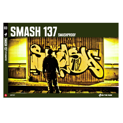 OTR Buch SMASH 137 - SMASH PROOF