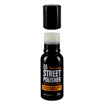 OTR 7484 STREET POLISHER MINI black