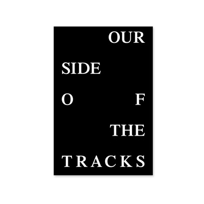 OUR SIDE OF THE TRACKS Buch