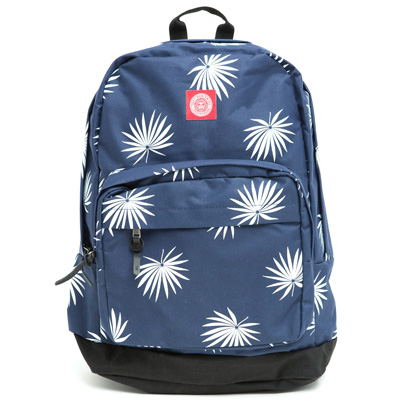 OBEY Rucksack PALM FAN JUVEE navy/white