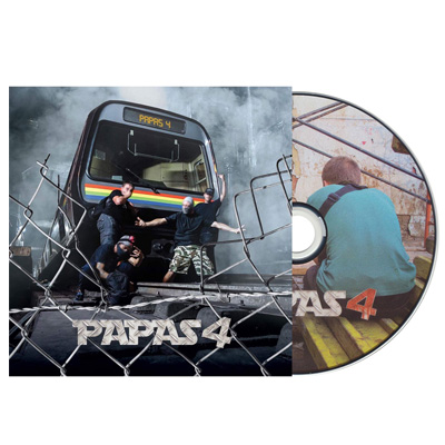 PAPAS 4 Graffiti DVD