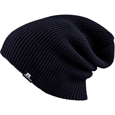 EIGHT MILES HIGH Beanie PERFECT navy