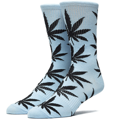 HUF Socken PLANTLIFE LITE ice blue/black