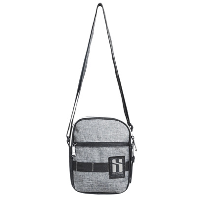 MR. SERIOUS Bag PLATFORM POUCH heather grey