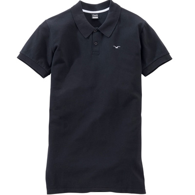 CLEPTOMANICX Polo Shirt MÖWE black