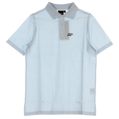 WRUNG Polo Shirt SUNRISE pastel blue