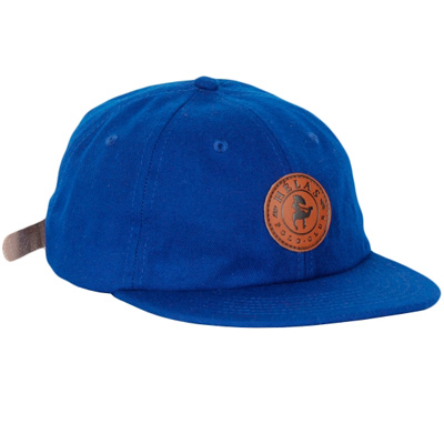 HELAS 6Panel Cap POLO CLUB blue