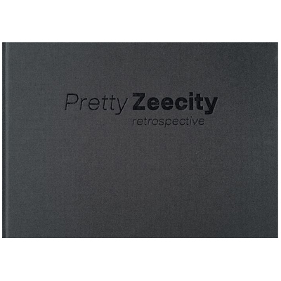 PRETTY ZEECITY Retrospective Book