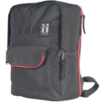 MR. SERIOUS Backpack PRIME black