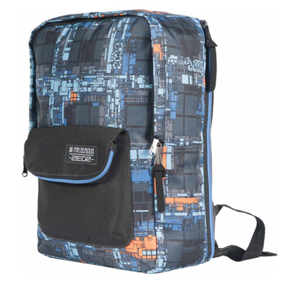 MR. SERIOUS Backpack PRIME x ZEDZ blue