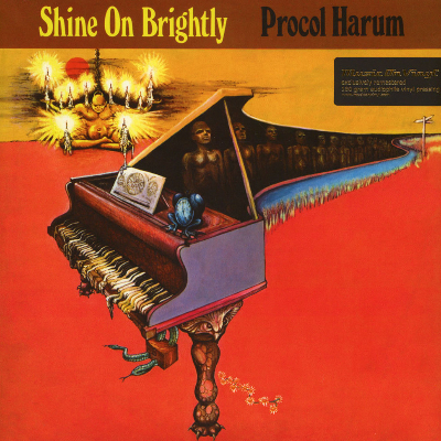 Procol Harum - Shine On Brightly - Lp