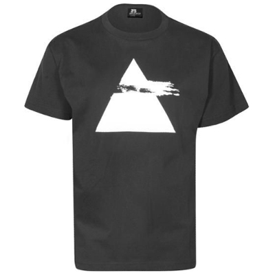 EIGHT MILES HIGH T-Shirt PYRAMID black