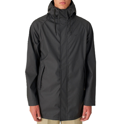 CLEPTOMANICX Regenjacke DON black