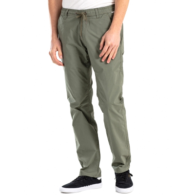 REELL Chino Pants REFLEX BEACH light olive