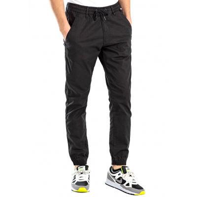 REELL Jogger Pants REFLEX 2 LIGHTWEIGHT black